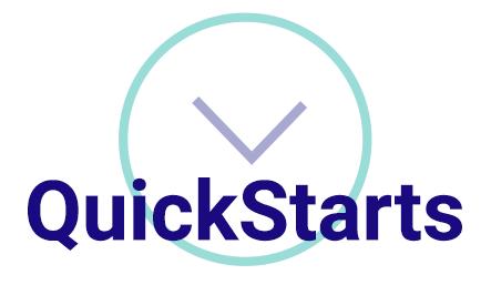 QuickStarts