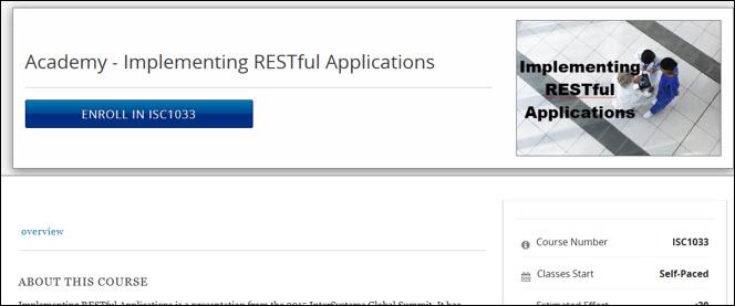 edX Enroll button
